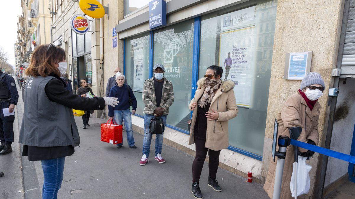 Coronavirus La Poste Les Bureaux Qui Restent Ouverts Malgre Le Confinement En Auvergne Rhone Alpes