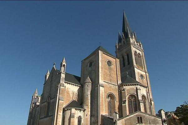 Photo d'illustration, une église à Niort