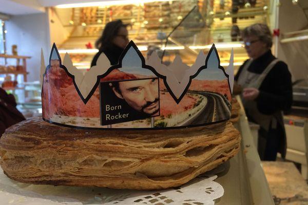 Près d'un millier de ces galettes a déjà été vendu à Limoges !