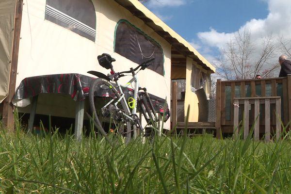 Loire : confinés au camping de Feurs