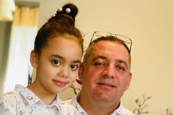 Le chef Didier Méril et sa fille Angie : complices dans la vie et en cuisine !