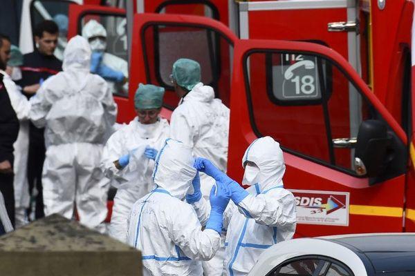 Les équipes médicales de Bordeaux se préparent à accueillir des patients atteints du Covid 19, venus de l'est