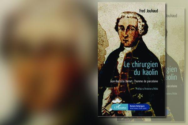 Le chirurgien du kaolin par Fred Jouhaud, l'Harmattan