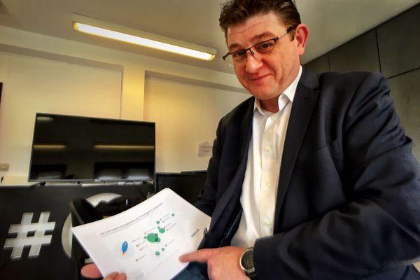 "Frédéric Schnur organisateur de ""A.I now"""