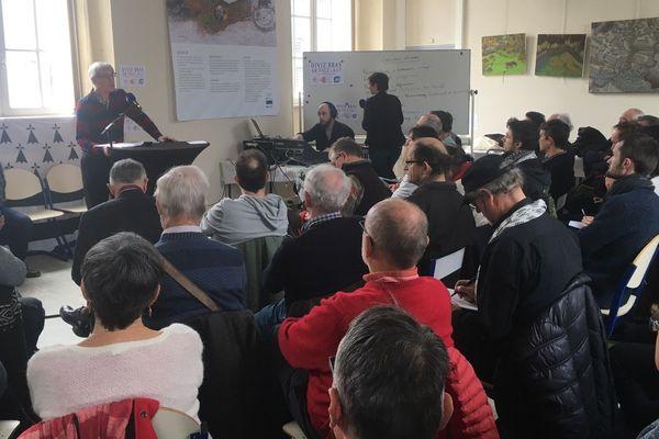 Grand débat national en Breton à Morlaix
