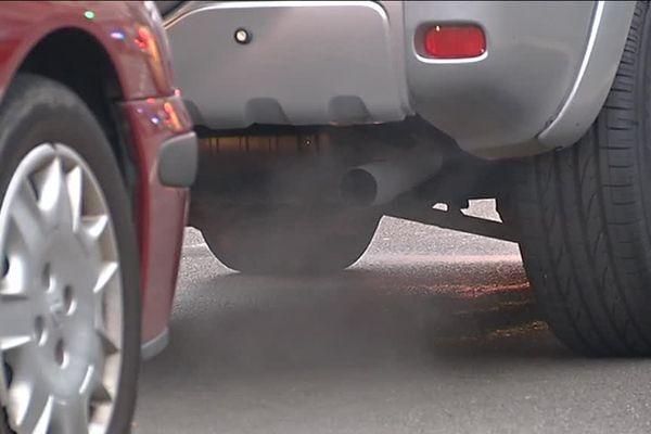 Les gaz d'échappement en partie responsable de la mauvaise qualité de l'air en Pays de la Loire