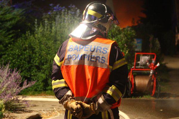 Les pompiers n'ont pas pu sauver l'occupante des lieux. (image d'illustration)