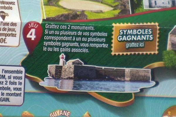 Hérault : après le tirage, le Fort Brescou d'Agde se retrouve au grattage pour le loto du patrimoine