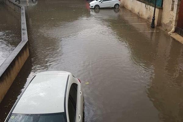 Inondations en Meuse