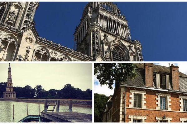La cathédrale d'Orléans, la pagode de Chanteloup et le château de Baffou-La Joffardière à Viglain (45) ouvrent leurs portes au public à l'occasion des #JEP2017