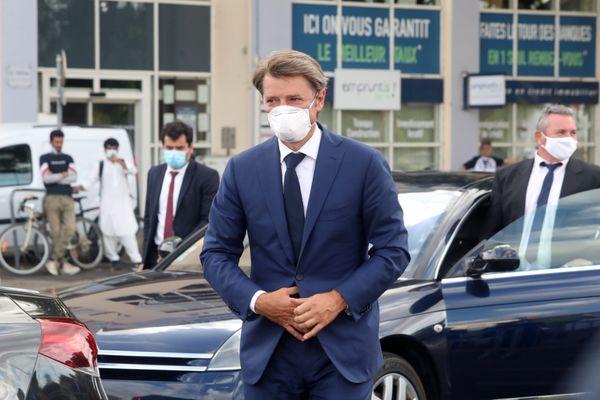 François Baroin ne sera pas candidat à la présidentielle de 2022.