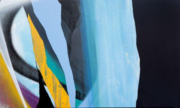 Patrick Junglfleisch revendique désormais l'influence de Karl-Otto Götz et Gerhard Richter, deux maîtres de l'abstraction allemande.