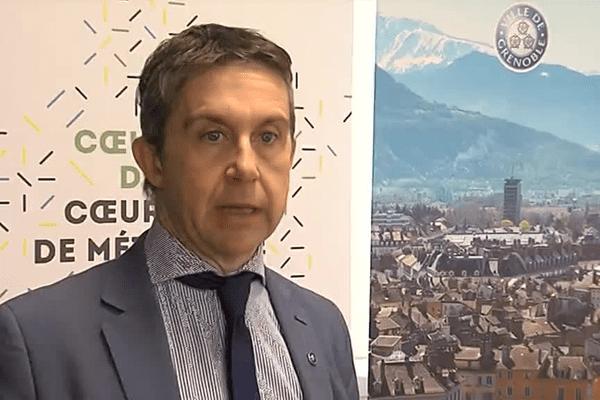 Christophe Ferrari, Président de Grenoble-Alpes Métropole