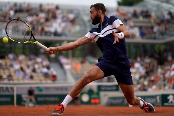 L'avignonnais s'est qualifié pour la deuxième semaine de Roland-Garros