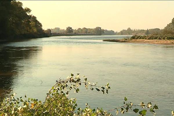La Loire à Beaugency