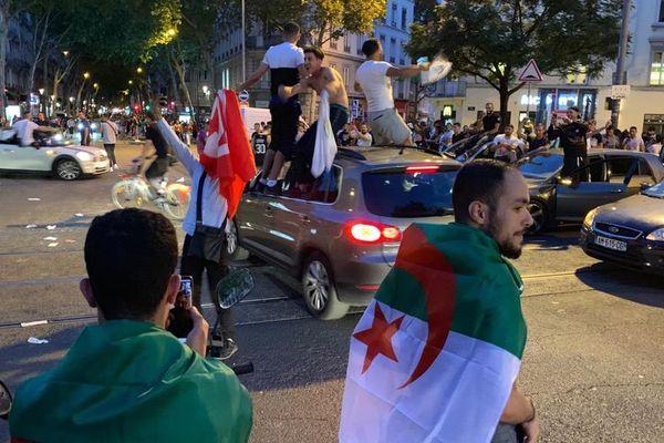Dans le Rhône, comme dans l'Ain ou la Loire, la victoire de l'Algérie lors de la CAN 2019 a été ternie par de nombreux incidents