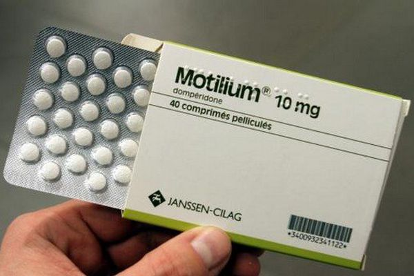 Le Motilium et ses médicaments génériques sont mis en cause.