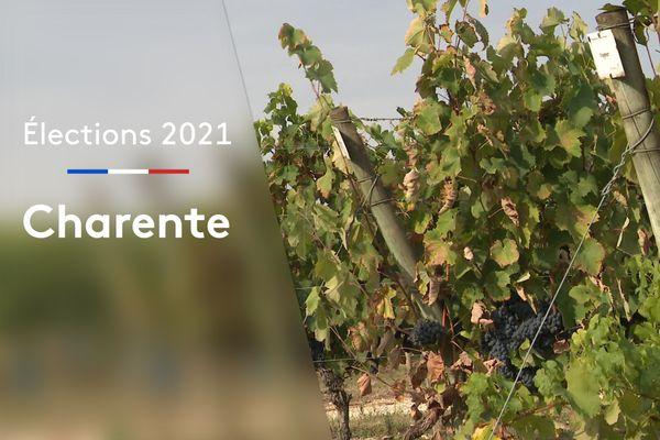 Suivez toute l'actualité des élections départementales, le taux de participation, les résultats dans votre canton en Charente.