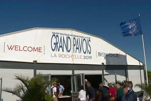 Salon nautique Grand Pavois à La Rochelle 2019