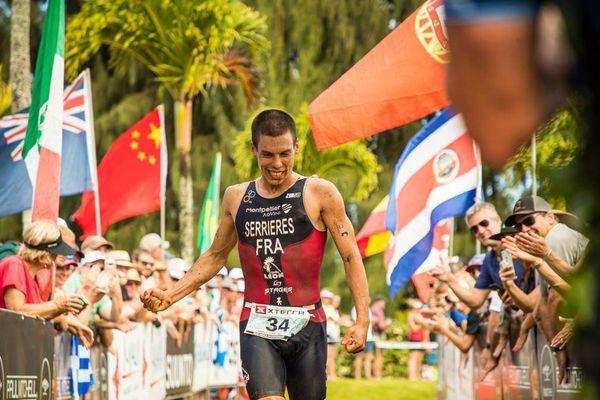 Le lundi 28 octobre, sur l'île de Maui à Hawaï, Arthur Serrières a été sacré vice-champion du monde de triathlon Xterra.
