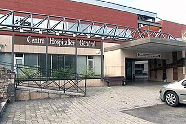 Hôpital de Mende en Lozère - archives