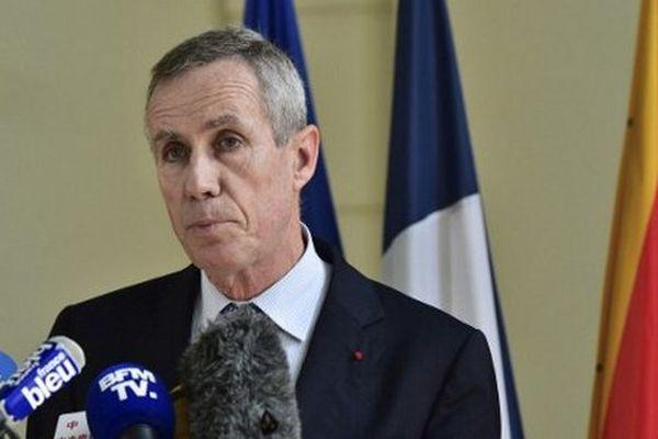 François Molins, le procureur de la République de Paris, qui a compétence nationale pour les affaires antiterroristes.