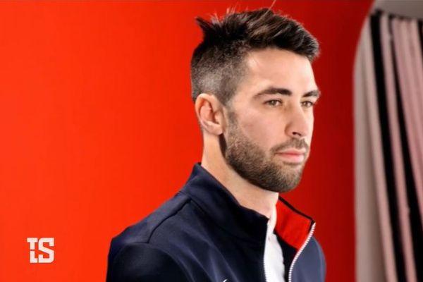 Laurent Chadard, licencié au club Guyenne HandiNages de Villenave-d'Ornon, est engagé dans 3 compétitions de para-natation cette semaine aux JO paralympiques de Tokyo