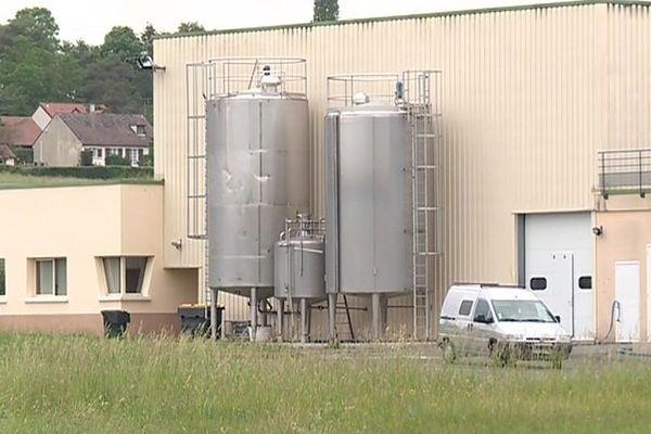 60 employés de la société fromagère de la Brie sont au chômage partiel.