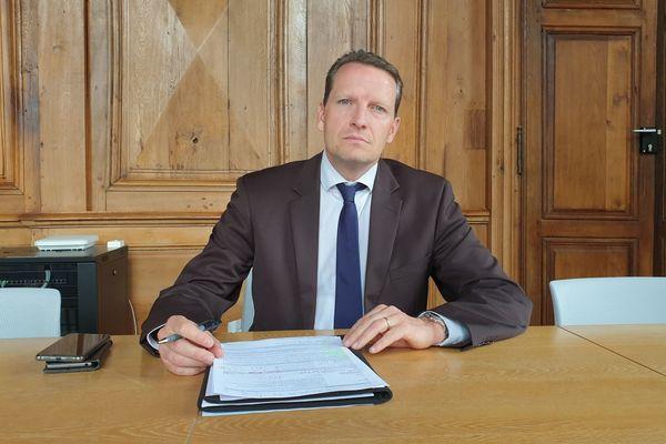Emmanuel Dupic, Procureur de la République de Haute-Saône