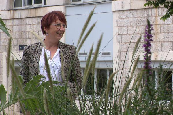 Anne Vignot, maire écologiste de Besançon