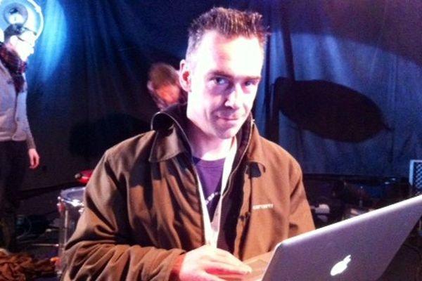 Grégoire, manager du groupe Oum Shatt