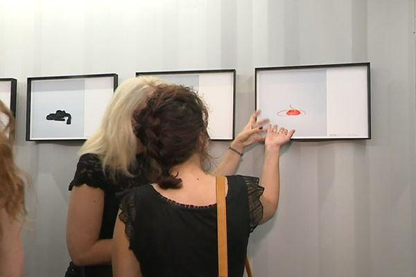"""""""Preuves d'amour"""", une exposition de Camille Gharbi"""