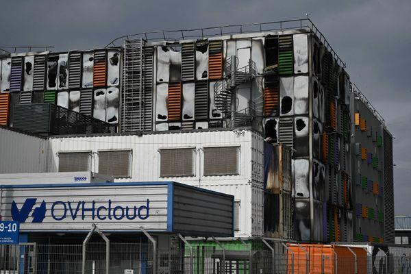 Le siège social d'OVHcloud est à Roubaix mais ce sont les data-center de l'entreprise, situés à Strasbourg, qui ont été victimes des flammes.