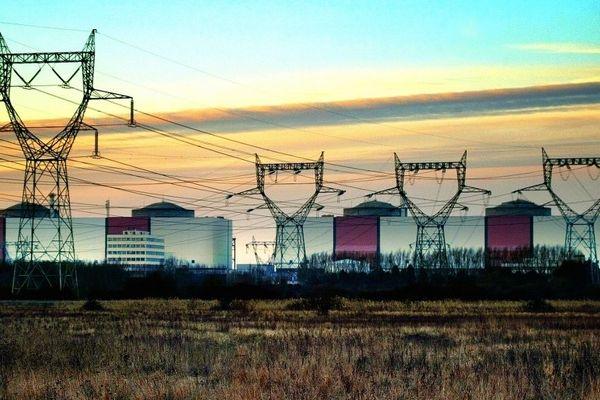 La centrale nucléaire de Gravelines, entre Calais et Dunkerque.