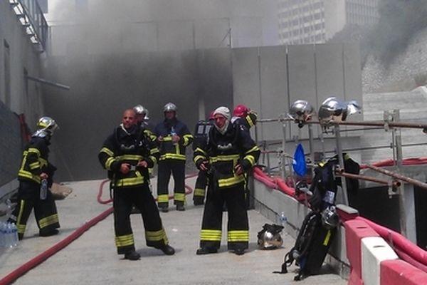Pompiers des Alpes-Maritimes (Archives)