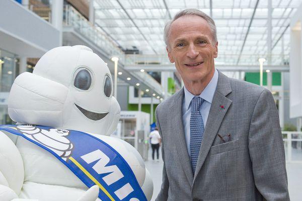 Jean-Dominique Senard s'apprête à quitter le groupe Michelin en mai 2019, pour prendre sa retraite. Sauf si les actionnaires de Renault se décident à l'appeler pour succéder à Carlos Ghosn.