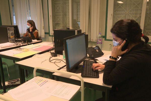 Les hôpitaux de Guéret et Bourganeuf ont mis en place une plateforme téléphonique commune pour la vaccination anti-Covid.
