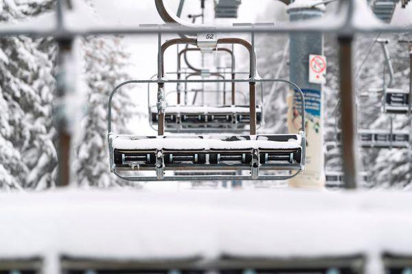 Les remontées mécaniques devraient rester à l'arrêt pendant les vacances de février.