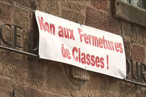 Le maire de Phalsbourg part en guerre contre la fermeture de classes dans sa commune.