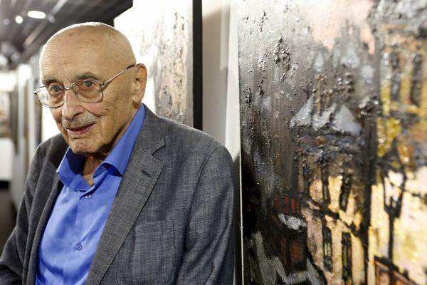 Oscar Rabine, leader des peintres non-conformistes soviétiques, expose à Ajaccio jusqu'au 28 septembre.