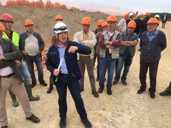 Les travaux en cours à Mauzac devraient s'achever en 2020