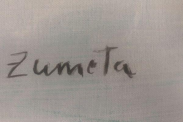 La signature de Zumeta
