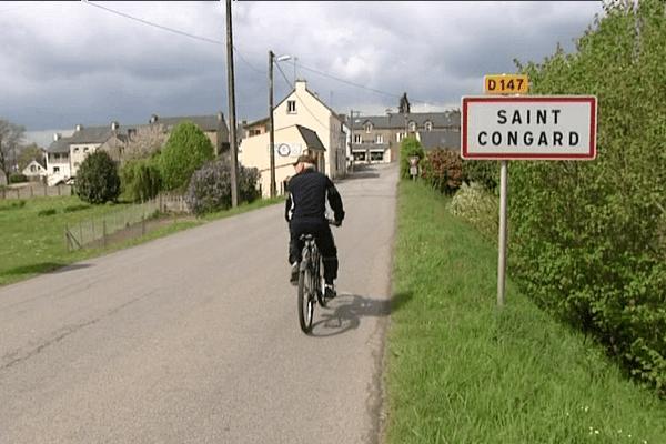 Un legs très bien venu pour le petit village de Saint-Congard (56)