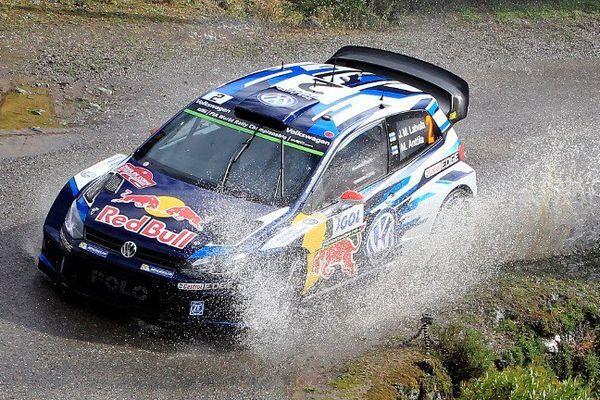 04/10/15 - WRC/Tour de Corse: victoire de Jari-Matti Latvala (VW Polo-R)