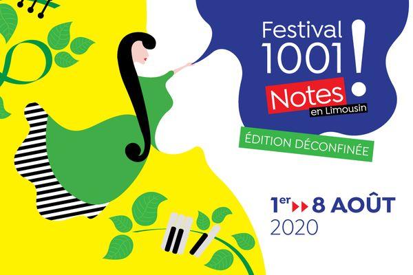 Le Festival 1001 notes en Haute-Vienne