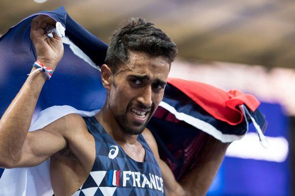Championnats d'Europe d'athlétisme : du bronze sur 5000 m pour le Porto-Vecchiais Morhad Amdouni