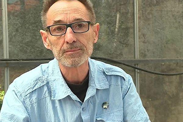 A Prades, Jacques Mehauden, dont la belle-soeur avait peut-être croisé la route de Jean-Marc Reiser, milite aujourd'hui pour le suivi des prédateurs sexuels.