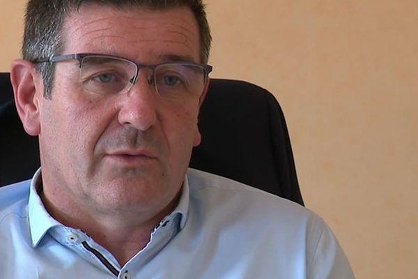 Eric Ménassi, maire de Trèbes, explique ce qui a changé par rapport à l'épisode d'intempéries de 2018.