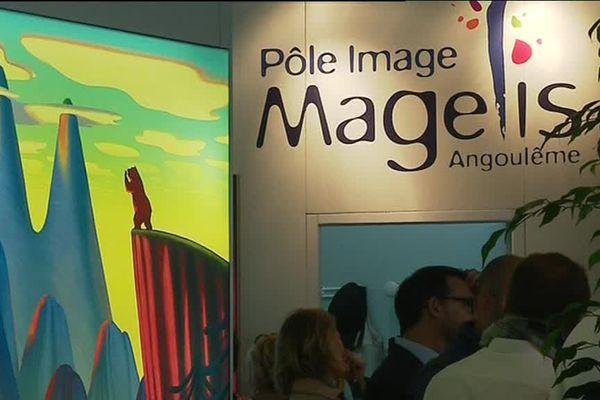 Pour le Pôle Image de Magelis, le MIFA est un rendez-vous annuel incontournable.