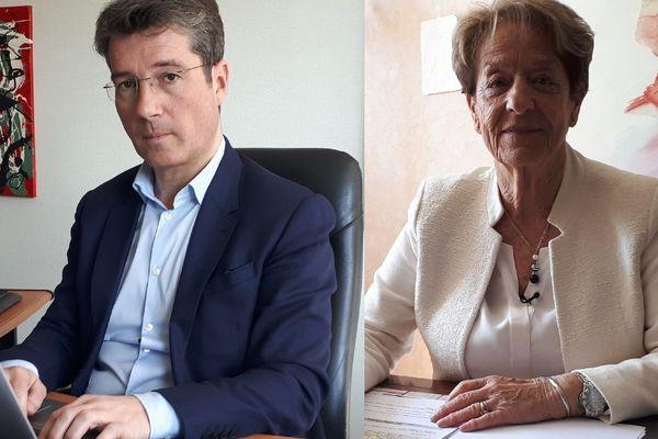 Le maire de Montluçon Frédéric Laporte a retiré toutes ses délégations à la première adjointe Bernadette Vergne parce qu'il estime qu'elle manque de loyauté envers la majorité municipale.